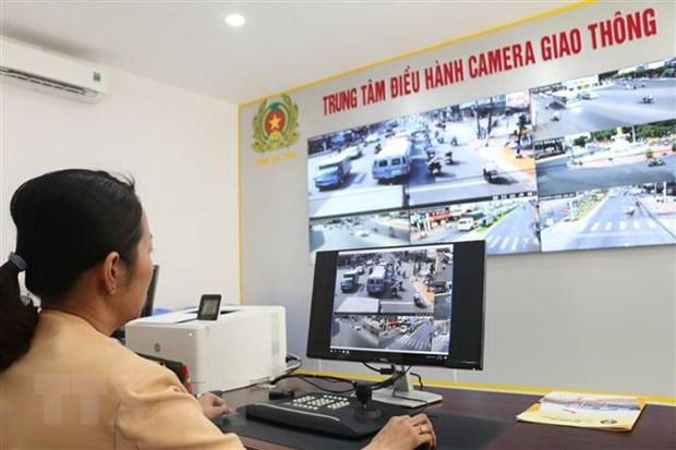 TP Ho Chi Minh se mo rong xu phat vi pham giao thong qua hinh anh hinh anh 1