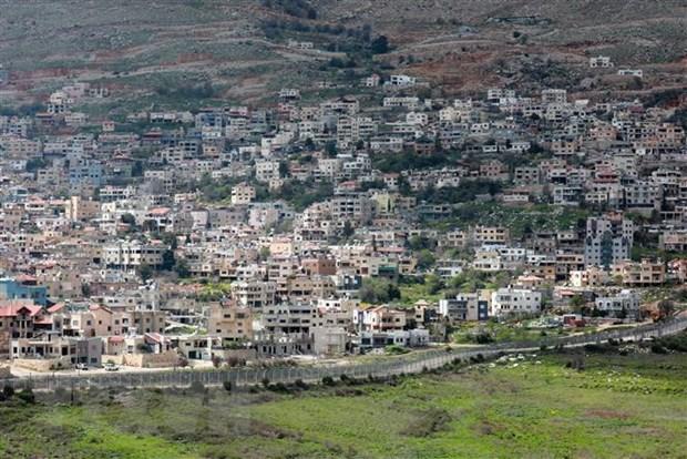 Israel: Hai qua rocket phong tu Syria nham vao Cao nguyen Golan hinh anh 1