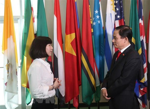 Ong Le Hoai Trung: Thanh tuu doi moi cua Viet Nam duoc khang dinh hinh anh 2