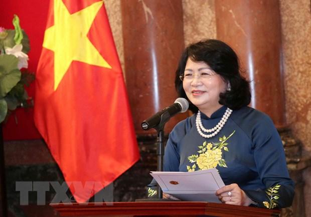 Pho Chu tich nuoc du hoi nghi thuong dinh xay dung long tin o chau A hinh anh 1