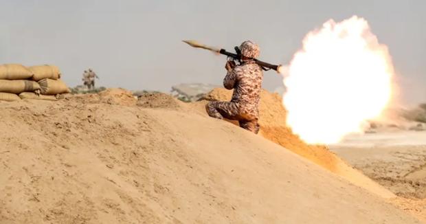 My thong bao trung phat mot cong ty cua Iraq lien quan toi Iran hinh anh 1