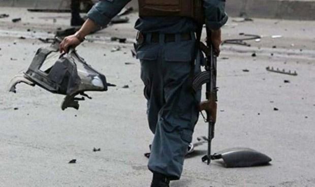 Danh bom lam rung chuyen thanh pho o Afghanistan, 21 nguoi thuong vong hinh anh 1