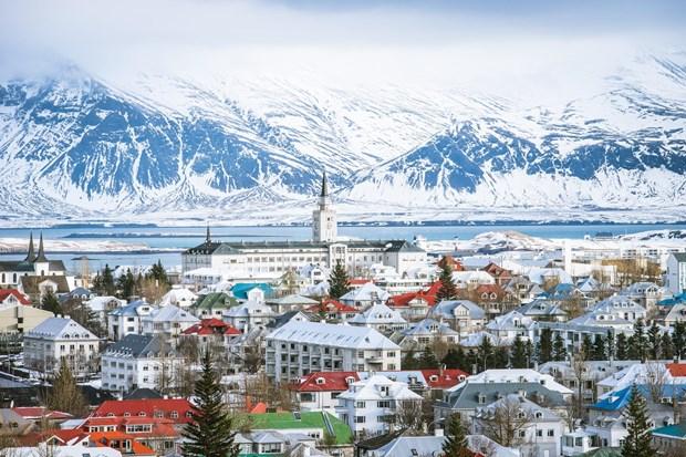 Iceland tiep tuc la quoc gia binh yen nhat tren the gioi hinh anh 1