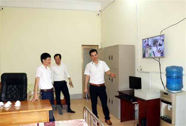 [Video] San sang cho ky thi trung hoc pho thong quoc gia 2019 hinh anh 1