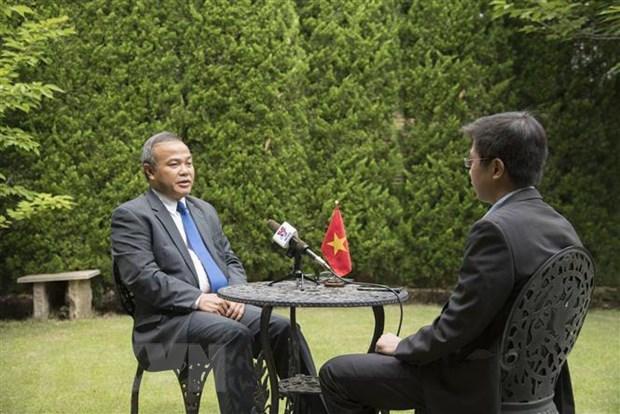 Dai su Vu Hong Nam: Viet Nam se tich cuc tham gia chuong trinh cua G20 hinh anh 1