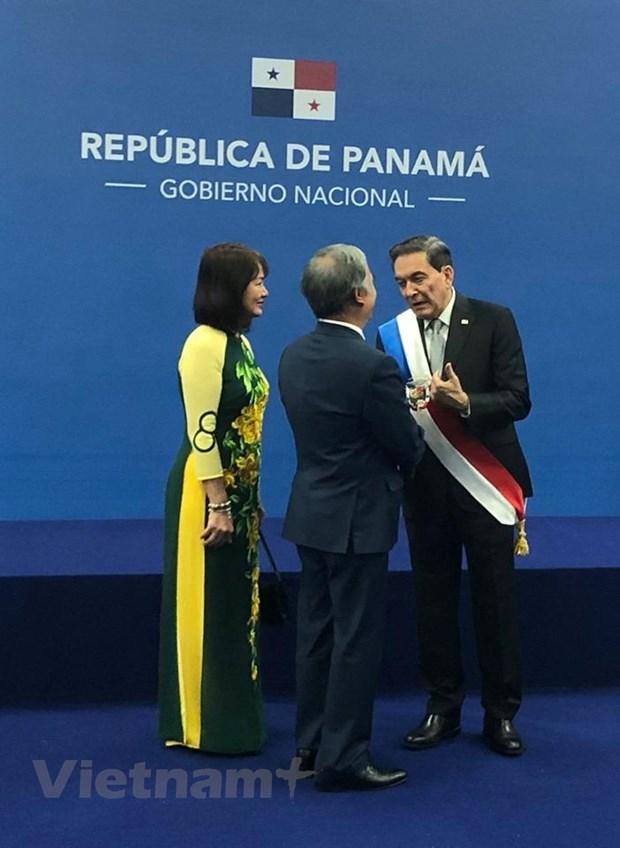 Panama mong muon hoc hoi kinh nghiem phat trien cua Viet Nam hinh anh 1