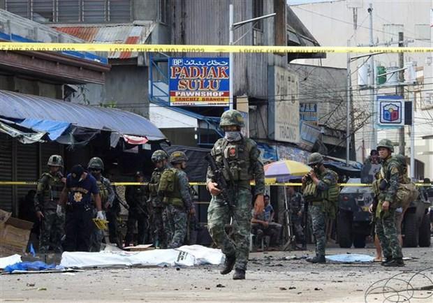 Philippines: Vu danh bom dau tien do nguoi dia phuong tien hanh hinh anh 1