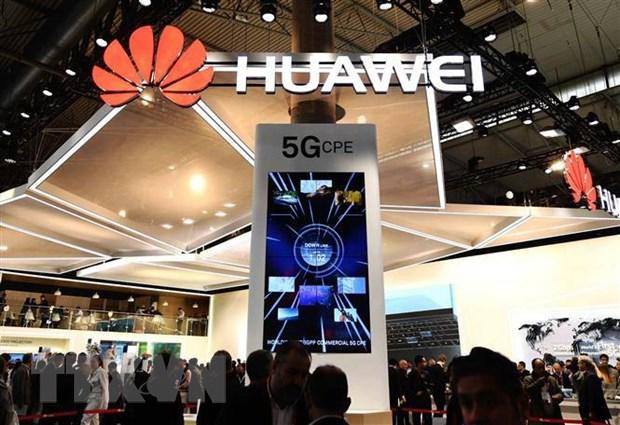 Huawei ky hon 50 hop dong thuong mai phat trien 5G tren toan the gioi hinh anh 1
