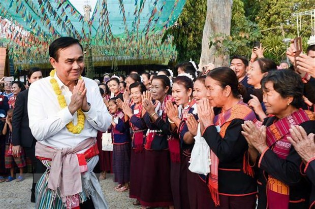 Toa an Thai Lan chap nhan cac don kien Thu tuong Prayuth hinh anh 1