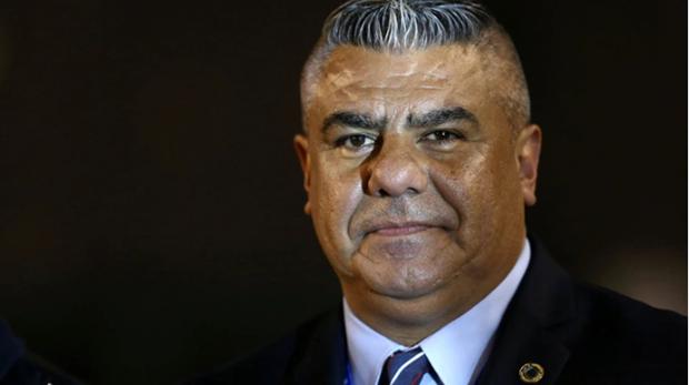 CONMEBOL ra an phat doi voi Chu tich Lien doan bong da Argentina hinh anh 1