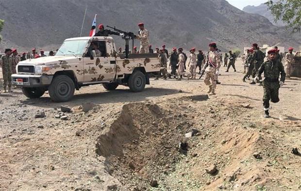 Yemen siet an ninh o Aden sau vu tan cong khien it nhat 49 nguoi chet hinh anh 1