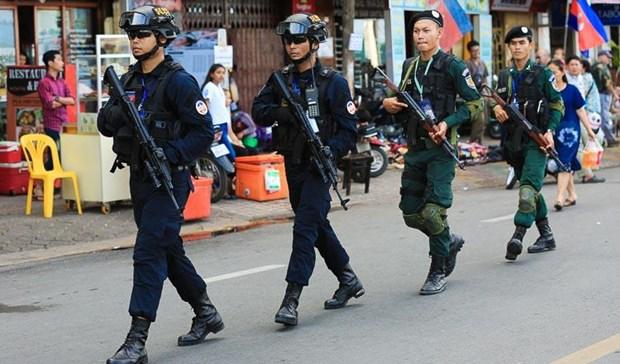 Thu tuong Campuchia keu goi no luc chung chong khung bo cua khu vuc hinh anh 1