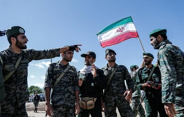 Luc luong vu trang Nga va Iran tang cuong hop tac hai quan hinh anh 1