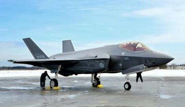 Nhat Ban ket luan nguyen nhan vu roi may bay tiem kich F-35A hinh anh 1