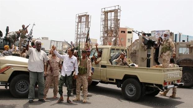 Yemen: Luc luong ly khai kiem soat Aden, chiem dinh tong thong hinh anh 1