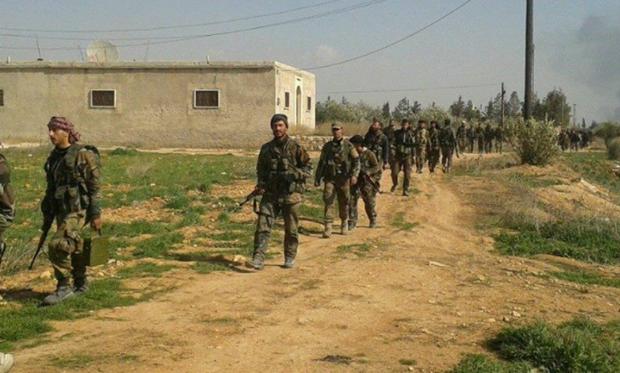 Quan doi Syria giai phong thanh tri cuoi cung cua phien quan tai Idlib hinh anh 1