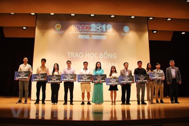 800 sinh vien Viet Nam tai Han Quoc tham gia dai hoi the thao SFVSAK12 hinh anh 4