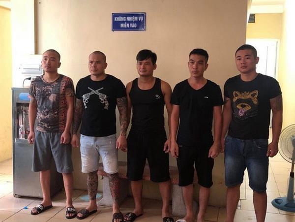 Khoi to trum doi no thue Quang Rambo ve hanh vi cuong doat tai san hinh anh 1