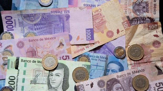 Mexico: Thang du tai khoan vang lai dat cao nhat trong gan 40 nam hinh anh 1