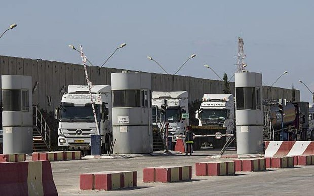 Thu tuong Israel ra lenh cat giam mot nua nhien lieu cho Dai Gaza hinh anh 1