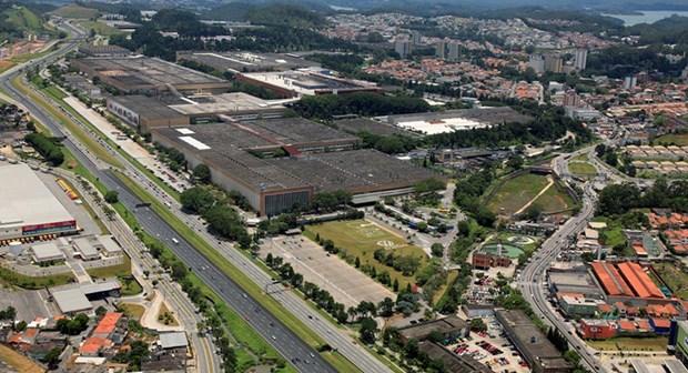 Hang Volkswagen se dau tu gan 600 trieu USD vao Brazil hinh anh 1
