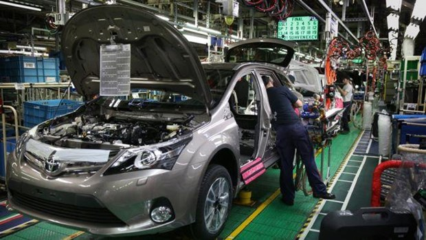 Hang Toyota se khong san xuat oto tai Anh hau Brexit hinh anh 1