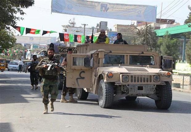 Afghnistan de nghi My chia se ve du thao thoa thuan voi Taliban hinh anh 1