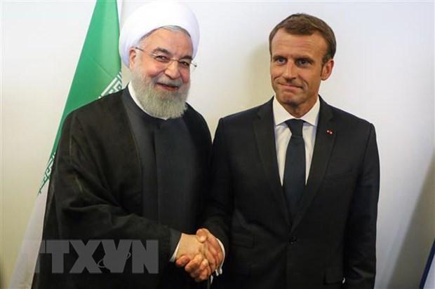 Iran canh bao giam manh cac cam ket trong thoa thuan hat nhan hinh anh 1