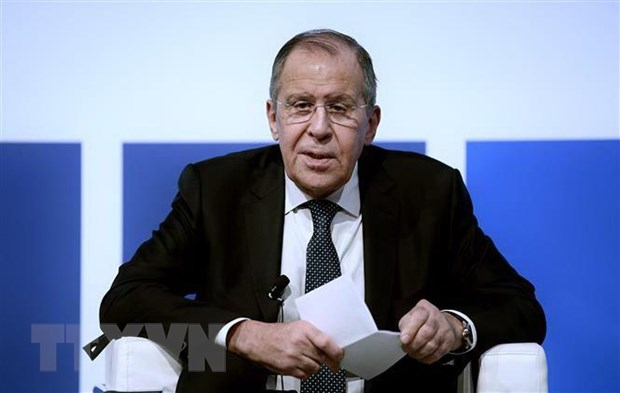 Ngoai truong Lavrov: Nga ung ho tien hanh dam phan gia han START-3 hinh anh 1