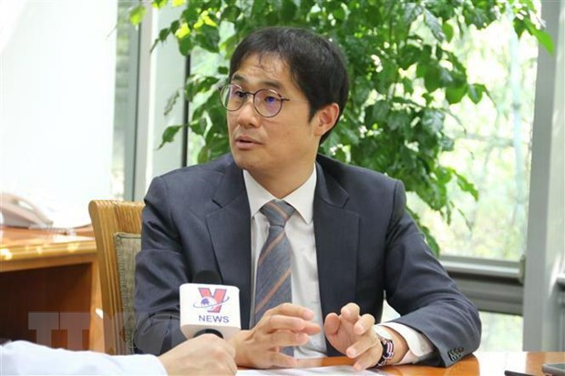 Chuyen gia Han Quoc: Trung Quoc dang vi pham luat quoc te o Bien Dong hinh anh 1