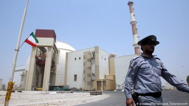 IAEA xac nhan Iran dang lap dat cac may ly tam tien tien hinh anh 1