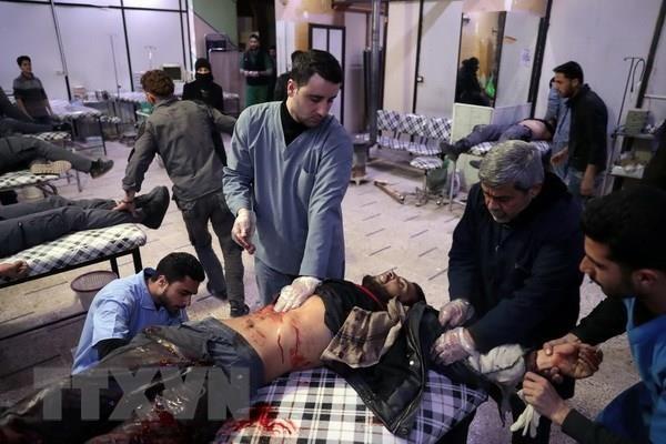 LHQ lap uy ban dieu tra cac vu khong kich nham vao benh vien o Syria hinh anh 1