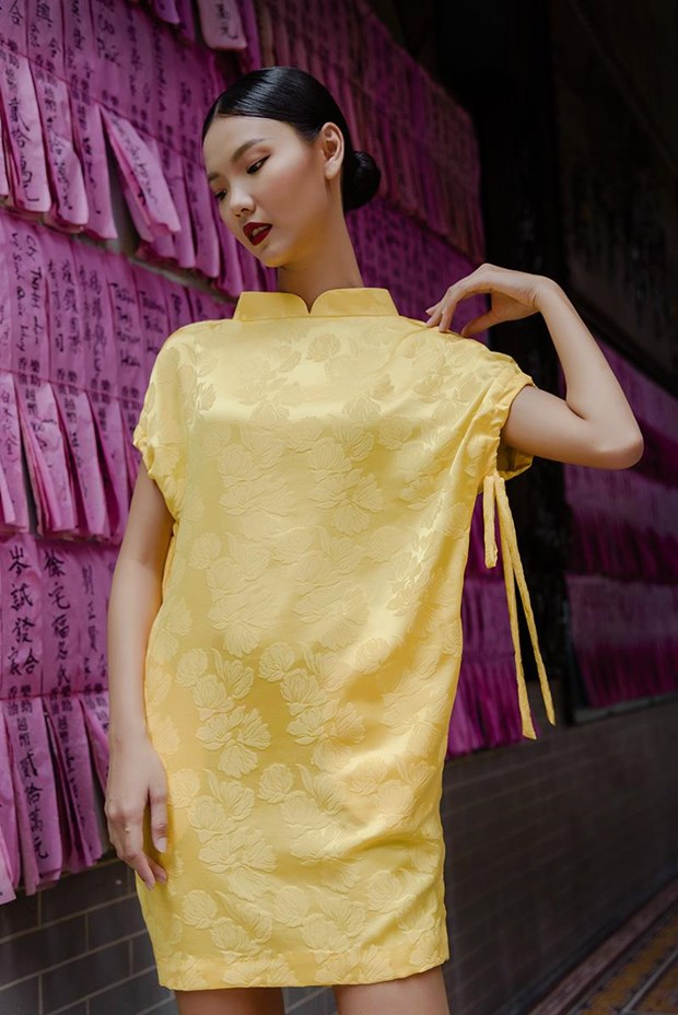 Nhung thiet ke lua dam chat Ha thanh cho mua thu cua Ha Linh Thu hinh anh 12