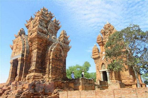 Di tich thap Po Klong Garai - diem den hap han cua Ninh Thuan hinh anh 1