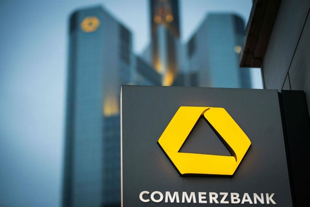 Commerzbank dong cua 200 chi nhanh, cat giam hang nghin nhan vien hinh anh 1