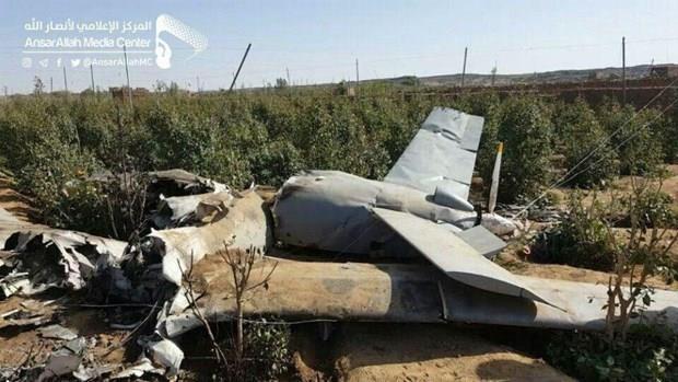 Syria ban ha may bay khong nguoi lai thu hai trong vong 48 gio hinh anh 1