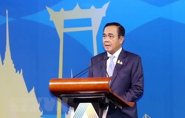Thai Lan se thay mat ASEAN cong bo cac de xuat ve khi hau hinh anh 1