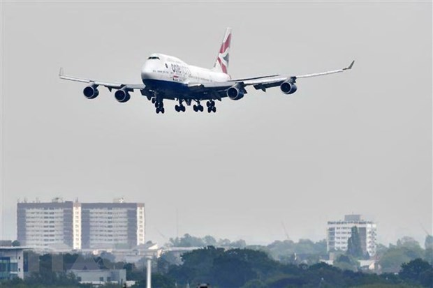 British Airways khoi phuc 50% dich vu sau khi phi cong hoan dinh cong hinh anh 1