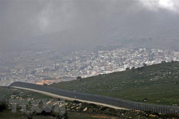 Syria tang cuong cac don vi quan doi gan Cao nguyen Golan hinh anh 1