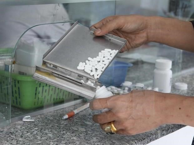Vu VN Pharma: Khep kin quy trinh hop thuc ban thuoc gia gia cao hinh anh 1