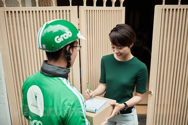 Grab-Ninja Van trien khai mang luoi giao hang toan quoc tai Viet Nam hinh anh 1