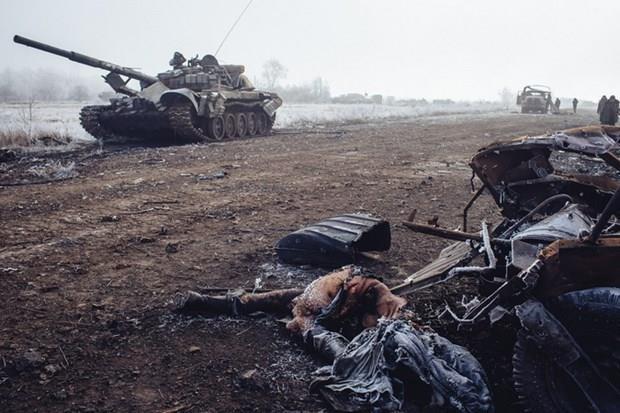 Nga: Cac ben tham gia xung dot Donbass nen ve nha hoa giai hinh anh 1