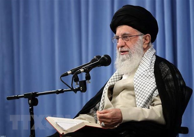 Dai giao chu Khamenei: Iran nen tu bo hy vong vao chau Au hinh anh 1