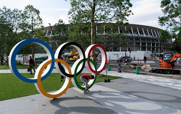 Han Quoc keu goi cam co de quoc tai Olympic Tokyo 2020 hinh anh 1