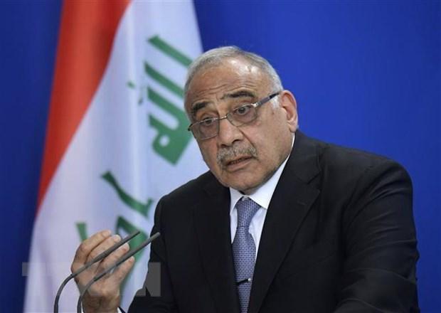 Iraq quy trach nhiem cho Israel tan cong luc luong ban quan su hinh anh 1
