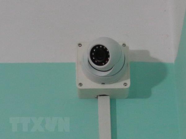Soc Trang hoan tien lap camera an ninh tai nha cho can bo tinh hinh anh 1