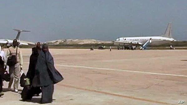 Somalia: San bay o Mogadishu bi tan cong khien 6 nguoi bi thuong hinh anh 1