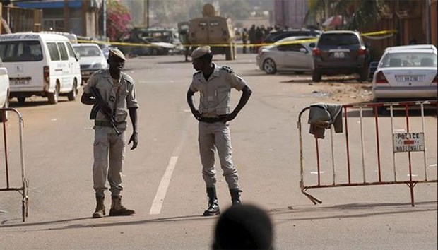 Burkina Faso: Lai xay ra vu tan cong moi, bon nguoi thiet mang hinh anh 1