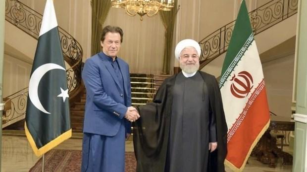 Thu tuong Pakistan cam ket tao dieu kien dam phan Iran-Saudi Arabia hinh anh 1