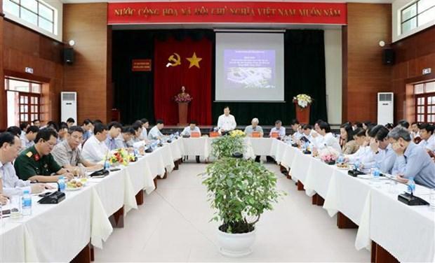 Dong Nai phai phan dau khoi cong san bay Long Thanh vao dau 2021 hinh anh 1